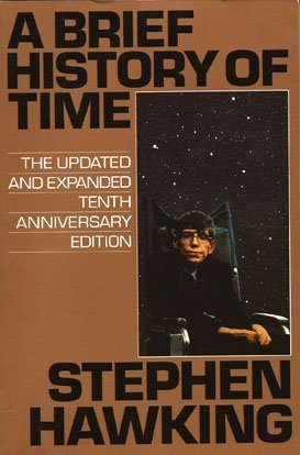 Stephen Hawking A Brief History Of Time 0010 Edition;anniversary