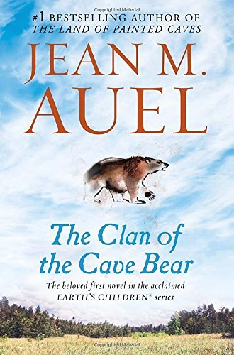 Jean M. Auel The Clan Of The Cave Bear Earth's Children Book One