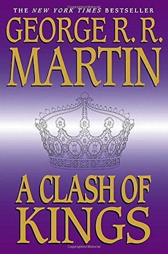 George R. R. Martin A Clash Of Kings