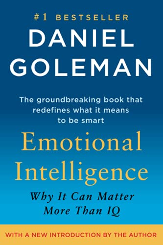 Daniel Goleman Emotional Intelligence 10th Anniversary Edition; Why It Can Matter More 0010 Edition;anniversary