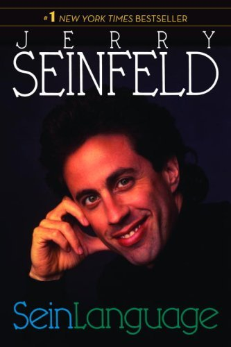 Jerry Seinfeld Seinlanguage