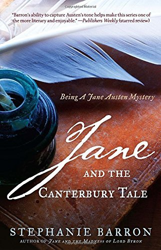 Stephanie Barron Jane And The Canterbury Tale