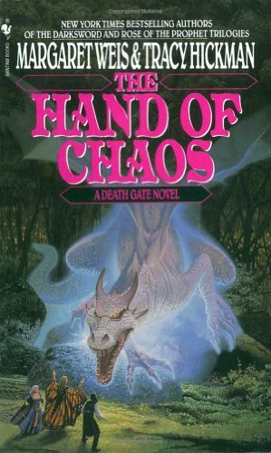 Margaret Weis The Hand Of Chaos A Death Gate Novel Volume 5