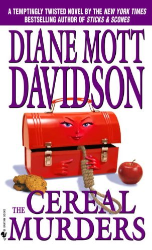 Diane Mott Davidson The Cereal Murders