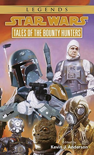 Kevin Anderson Tales Of The Bounty Hunters