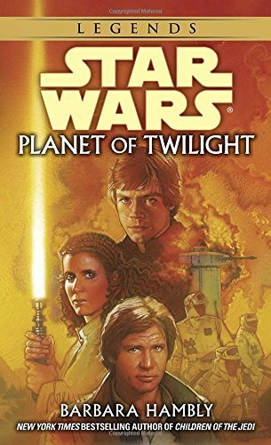 Barbara Hambly Planet Of Twilight
