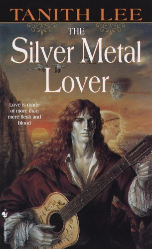 Tanith Lee The Silver Metal Lover