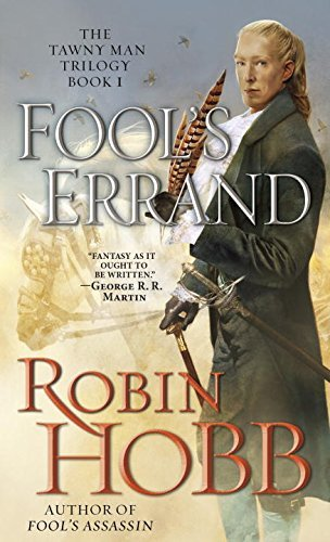 Robin Hobb Fool's Errand The Tawny Man Trilogy Book 1