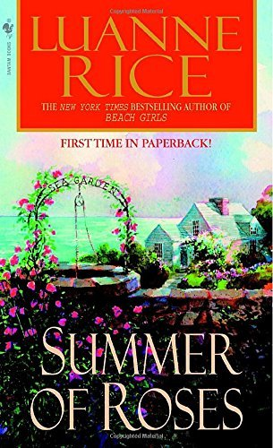Luanne Rice Summer Of Roses
