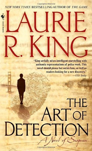 Laurie R. King The Art Of Detection