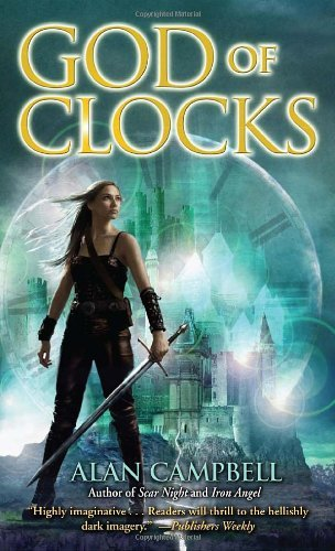 Alan Campbell God Of Clocks