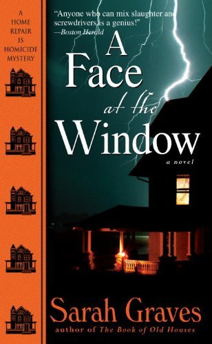 Sarah Graves A Face At The Window
