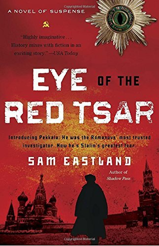 Sam Eastland Eye Of The Red Tsar