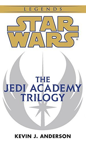 Kevin Anderson Star Wars Jedi Trilogy Boxed Set