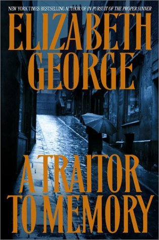 Elizabeth George Traitor To Memory