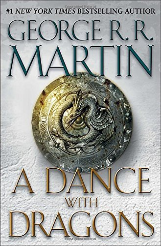 George R. R. Martin A Dance With Dragons