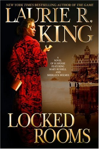 Laurie R. King Locked Rooms Mary Russell