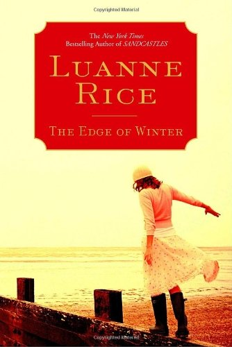 Luanne Rice Edge Of Winter