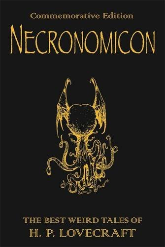 H. P. Lovecraft Necronomicon The Weird Tales Of H.P. Lovecraft Commemorative
