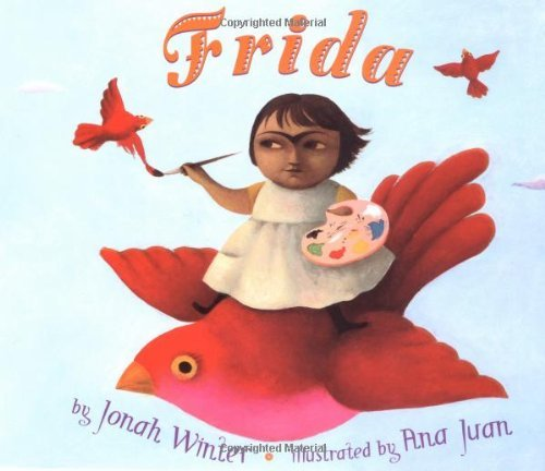 Jonah Winter Frida (hc)
