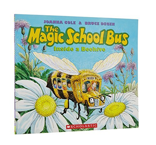 Joanna Cole The Magic School Bus Inside A Beehive