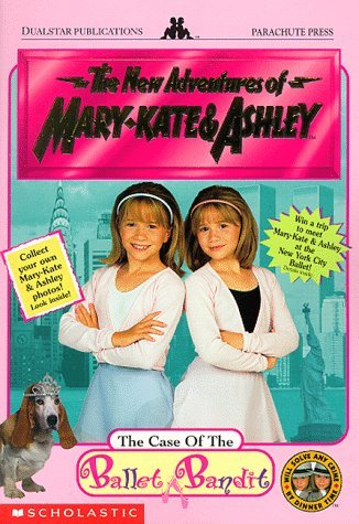 Mary Kate & Ashley Olsen Case Of The Ballet Bandit New Adventures Of Mary Kate & Ashley
