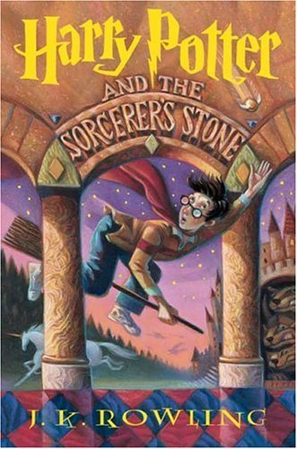 J. K. Rowling Harry Potter And The Sorcerer's Stone