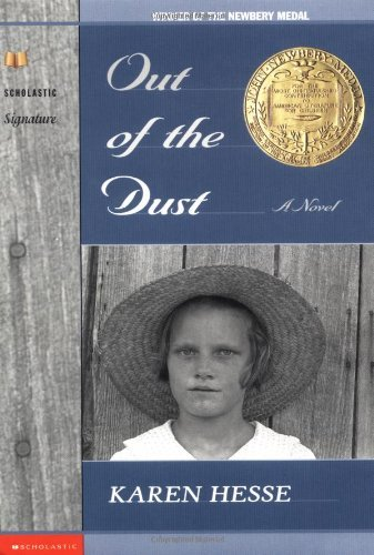 Karen Hesse Out Of The Dust Scholastic Gold