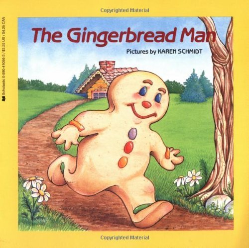 Karen Schmidt The Gingerbread Man