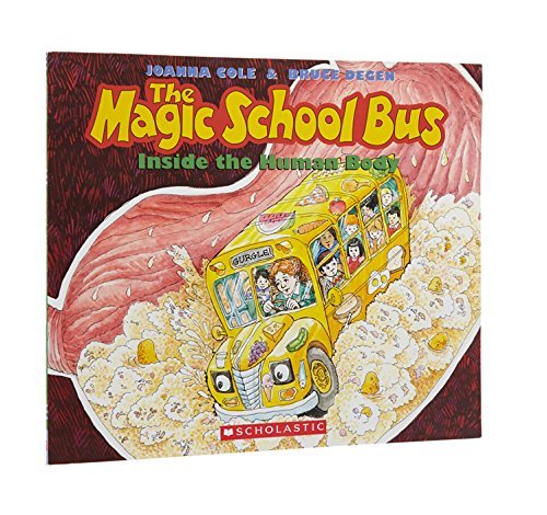 Joanna Cole The Magic School Bus Inside The Human Body