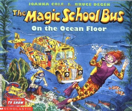 Joanna Cole The Magic School Bus On The Ocean Floor