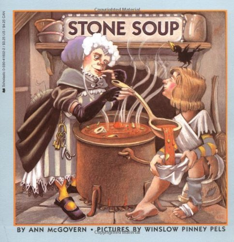 Ann Mcgovern Mc Govern Stone Soup