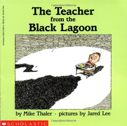 Mike Thaler Teacher From The Black Lagoon