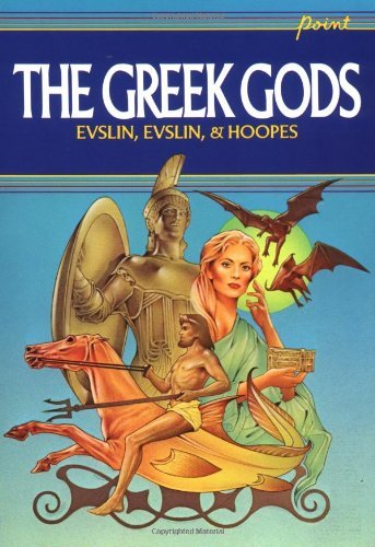 Bernard Evlsin The Greek Gods