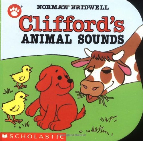 Norman Bridwell Clifford's Animal Sounds