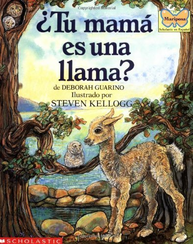 Aida Marcuse Tu Mama Es Una Llama? (spanish Language Edition Of Is Your Mama A Llama