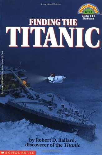 Robert D. Ballard Finding The Titanic