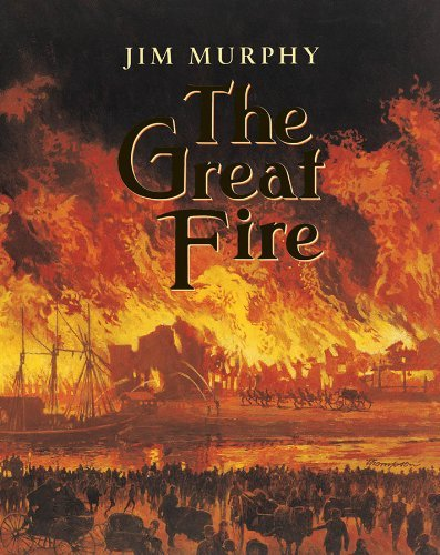 Jim Murphy The Great Fire
