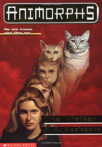 K. A. Applegate Visitor Animorphs Book 2