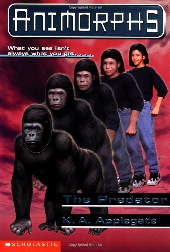 K. A. Applegate Predator Animorphs Book 5