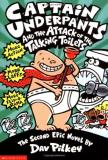 Dav Pilkey Captain Underpants And The Attack Of The Talking Toilets