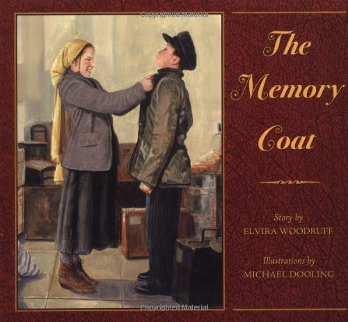 Elvira Woodruff The Memory Coat