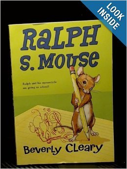 Beverly Cleary Ralph S. Mouse