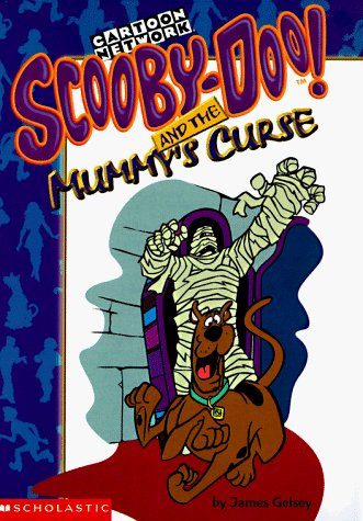 James Gelsey Scooby Doo & The Mummy's Curse (scooby Doo! Myst