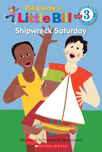 Bill Cosby Little Bill #05 Shipwreck Saturday (level 3)