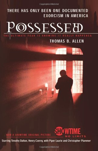 Thomas B. Allen Possessed The True Story Of An Exorcism Updated
