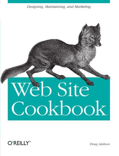 Doug Addison Web Site Cookbook