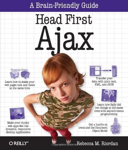 Rebecca M. Riordan Head First Ajax