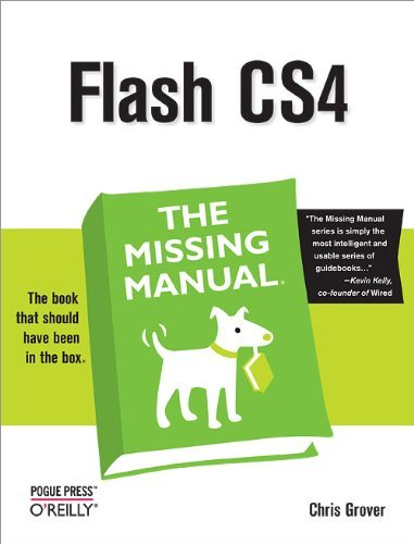 Chris Grover Flash Cs4 The Missing Manual