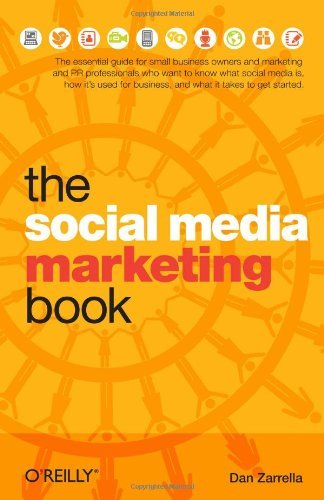 Dan Zarrella The Social Media Marketing Book